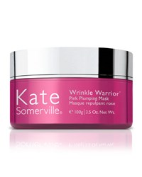 Kate Somerville Wrinkle Warrior And 174 Pink Plumping Mask 3.5 Oz. 100 G