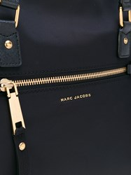 Marc Jacobs Babybag Tote Women Nylon Polyurethane One Size Black