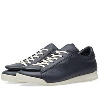 Comme Des Garcons Shirt Enlarged Tongue Sneaker Blue