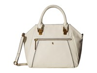 Elliott Lucca Faro City Satchel Cr Me Satchel Handbags Beige