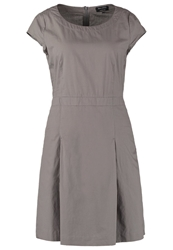 Marc O'polo Summer Dress Grey