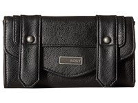 Roxy Hot Shot Wallet True Black 1 Wallet Handbags