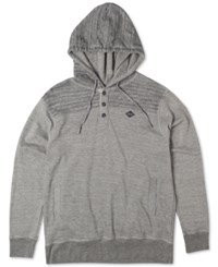 Rip Curl Claude Henley Hoodie Charcoal