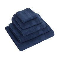 Christy Bamford Towel Indigo Blue