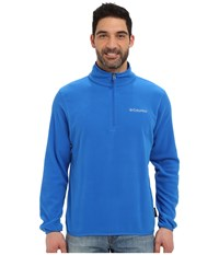 Columbia Ridge Repeat Half Zip Fleece Super Blue Men's Sweatshirt