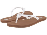Volcom Forever And Ever 2 White Women's Sandals