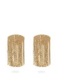 Anissa Kermiche Fil D'or Gold Plated Earrings Gold