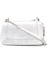 Jerome Dreyfuss Bobi Shoulder Bag Metallic