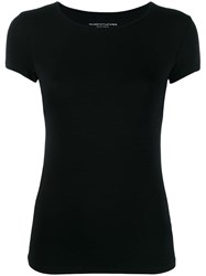 Majestic Filatures T Shirt Black