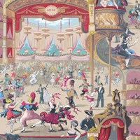 Cole And Son Cabaret Wallpaper 103 7026
