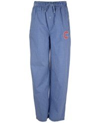 Concepts Sport Men's Chicago Cubs Tradition Sleep Pants Royalblue