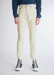 Beams Plus 5Pocket Tapered Pique In Beige Pants Size Small