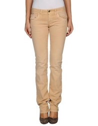 Parasuco Cult Denim Pants Sand