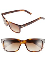 Men's Jack Spade 'Preston' 56Mm Sunglasses Blonde Havana