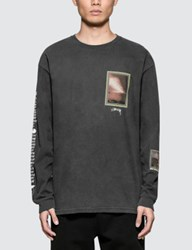 Stussy Inferno Pig. Dyed L S T Shirt