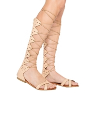 Pixie Market Chloe Gladiator Sandals