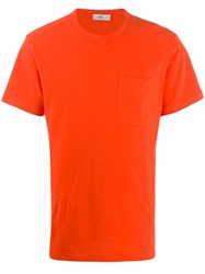 Closed Relaxed Fit T Shirt Orange