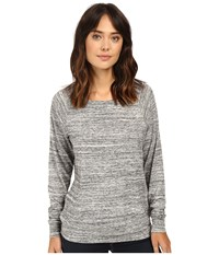 Alternative Apparel Eco Jersey Slouchy Pullover Urban Grey Women's Clothing Gray