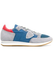 Philippe Model Tropez Sneakers Blue