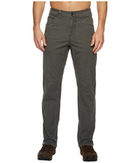 Royal Robbins Billy Goat Stretch Boulder Pants Obsidian Casual Pants Brown