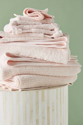 Kassatex Pergamon Towel Collection Pink