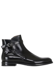 Church's 20Mm Brushed Leather Ankle Boots