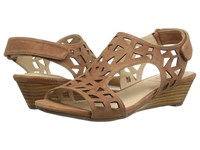 Me Too Sienna Tobacco Women's Wedge Shoes Brown