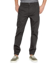 Levi's Men's Chino Jogger Pants Graphite