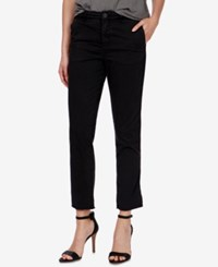 Lucky Brand Ankle Length Chino Pants Lucky Black