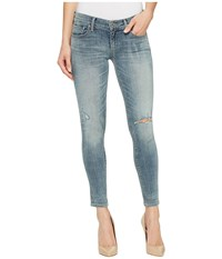 Lucky Brand Charlie Capri Jeans In Carefree Carefree Women's Jeans Blue