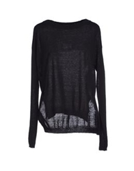 Tua Nua Sweaters Black