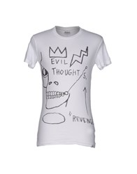 Eleven Paris T Shirts White
