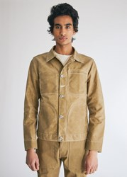 Rogue Territory Ridgeline Supply Jacket In Field Tan Size Small 100 Cotton