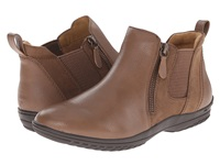 Softspots Bobbie Twine Tan Havana Brown Women's Boots