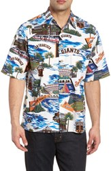 Reyn Spooner San Francisco Giants Classic Fit Camp Shirt Scenic
