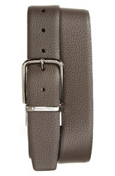 Ermenegildo Zegna Men's Informale Reversible Leather Belt