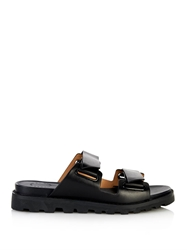 Marc By Marc Jacobs Street Stomp Leather Sandals