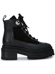 Pierre Hardy Penny Ankle Boots Black