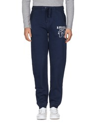 Russell Athletic Casual Pants Dark Blue