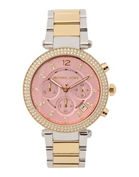Michael Kors Wrist Watches Pink
