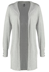 Soyaconcept Dollie Cardigan Light Grey Melange