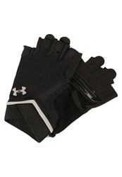 Under Armour Flux Fingerless Gloves Black