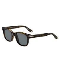 Givenchy Square Monochromatic Sunglasses No Color