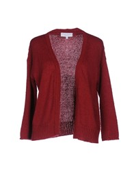 Christies A Porter Cardigans Maroon