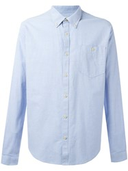 Barbour Charles Oxford Shirt Blue