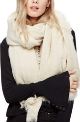 Free People Women's Koda Brushed Scarf