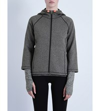 Sweaty Betty Time Out Luxe Jacket Slate Marl