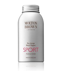 Molton Brown Re Charge Black Pepper Sport Muscle Soaks Female