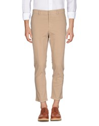 The Editor Casual Pants Sand