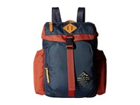 United By Blue 9L Mountain Bluff Utility Backpack Navy Rust Backpack Bags Black